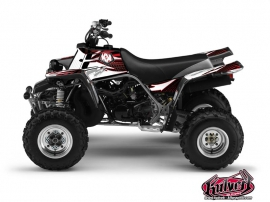 Yamaha Banshee ATV GRAFF Graphic kit Red