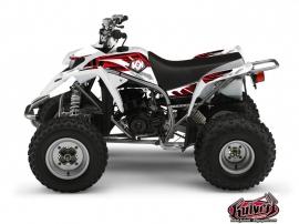 Yamaha Blaster ATV GRAFF Graphic kit Red