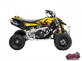 Can Am DS 450 ATV Graff Graphic Kit