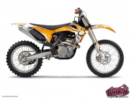 KTM EXC-EXCF Dirt Bike Graff Graphic Kit