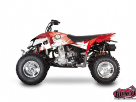 Polaris Outlaw 450 ATV GRAFF Graphic kit