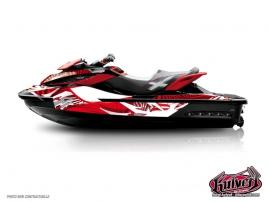 Graphic Kit Jet Ski Graff Seadoo RXT-GTX