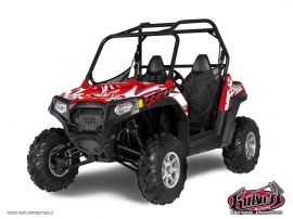 Graphic Kit UTV Graff Polaris RZR 800 S
