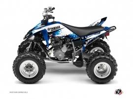 Graphic Kit ATV Hangtown Yamaha 250 Raptor Blue