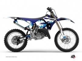 Graphic Kit Dirt Bike Hangtown Yamaha 250 YZ Blue