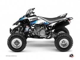 Graphic Kit ATV Hangtown Yamaha 450 YFZ Blue