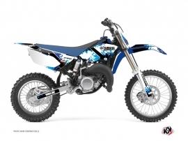 Graphic Kit Dirt Bike Hangtown Yamaha 85 YZ Blue