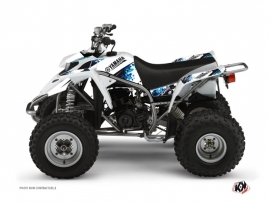 Graphic Kit ATV Hangtown Yamaha Blaster Blue