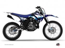 Graphic Kit Dirt Bike Hangtown Yamaha TTR 125 Blue