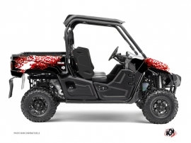 Graphic Kit UTV Hangtown Yamaha Viking Red