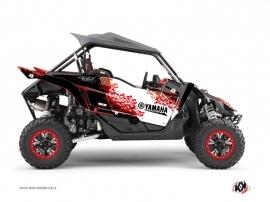 Yamaha YXZ 1000 R UTV HANGTOWN Graphic kit Red