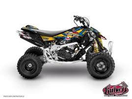 Can Am DS 450 ATV Replica Jérémie Warnia Graphic Kit