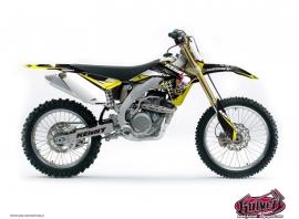 Suzuki 125 RM Dirt Bike Kenny Graphic Kit