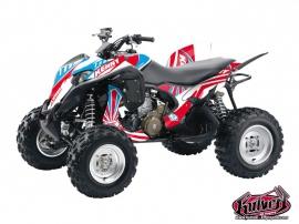 Graphic Kit ATV Kenny Honda 700 TRX