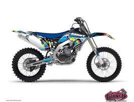 Yamaha 85 YZ Dirt Bike KENNY Graphic kit