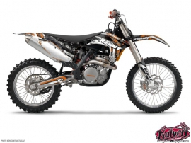 KTM EXC-EXCF Dirt Bike Kenny Graphic Kit