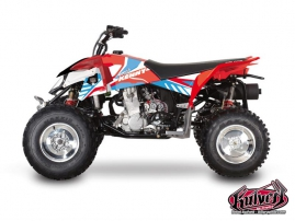 Polaris Outlaw 450 ATV KENNY Graphic kit