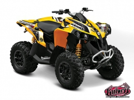 Can Am Renegade ATV KENNY Graphic kit