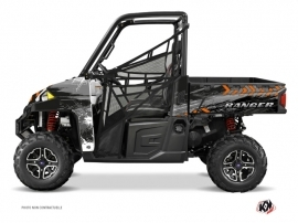Polaris Ranger 900 UTV LIFTER Graphic kit Orange