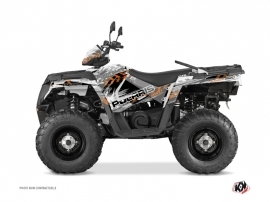 Graphic Kit ATV Lifter Polaris 570 Sportsman Touring Orange