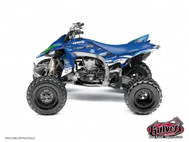 Graphic Kit ATV Yamaha 450 YFZ-R Mathieu Ternynck - 2009
