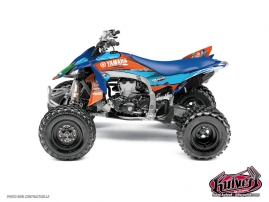 Graphic Kit ATV Yamaha 450 YFZ-R Mathieu Ternynck - 2011