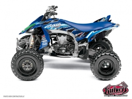 Graphic Kit ATV Yamaha 450 YFZ-R Mathieu Ternynck - 2012