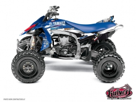 Graphic Kit ATV Yamaha 450 YFZ-R Mathieu Ternynck - 2013
