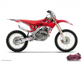 Honda 450 CRF Dirt Bike Replica Team Pichon Graphic Kit