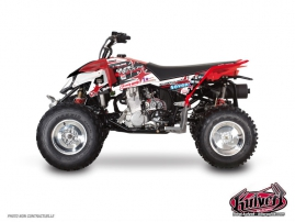 Polaris Outlaw 450 ATV REPLICA Mickael Revoy Graphic kit