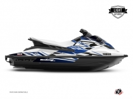 Graphic Kit Jet-Ski Mission Yamaha EX Blue LIGHT