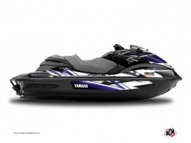 Graphic Kit Jet Ski Mission Yamaha FZR-FZS Blue