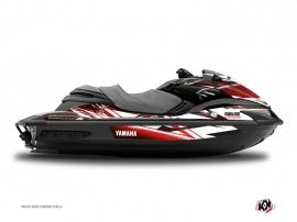 Graphic Kit Jet Ski Mission Yamaha FZR-FZS Red