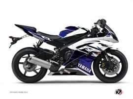 Graphic Kit Street Bike Mission Yamaha R6 Blue
