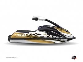 Graphic Kit Jet Ski Mission Yamaha Superjet Brown