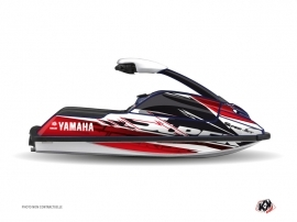 Graphic Kit Jet-Ski Mission Yamaha Superjet Red