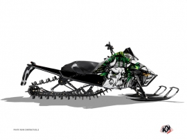 Arctic Cat Pro Climb Snowmobile Nativ Graphic Kit White
