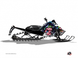 Arctic Cat Pro Climb Snowmobile Nativ Graphic Kit Pink