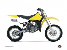 Dirt Bike SUZUKI Plates ALFA Graphic kit