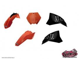 KTM 250-450 SX Racing 4 Dirt Bike Dirt Bike Plastics Graphic kit