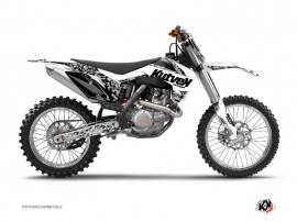 KTM 250 SX Dirt Bike PREDATOR Graphic kit White