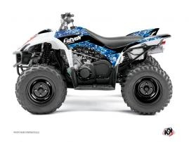 Yamaha 350-450 Wolverine ATV PREDATOR Graphic kit Blue