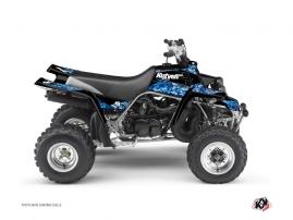 Yamaha Banshee ATV PREDATOR Graphic kit Blue