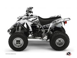 Yamaha Blaster ATV PREDATOR Graphic kit White