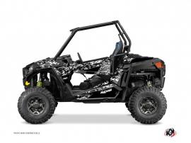 Polaris RZR 900 UTV Predator Graphic Kit Black