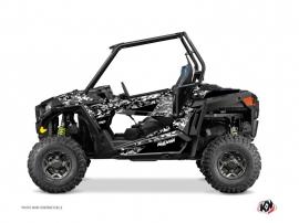 Polaris RZR 900 S UTV Predator Graphic Kit Black