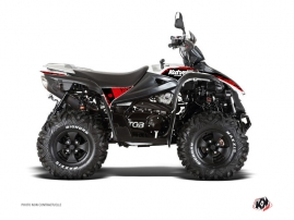 TGB Target ATV PREDATOR Graphic kit Red Black