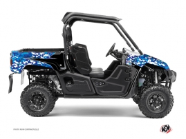 Graphic Kit UTV Predator Yamaha Viking Blue