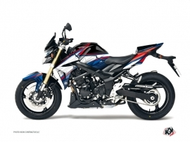 Suzuki GSR 750 Street Bike PROFIL Graphic kit Black