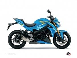Suzuki GSX 1000 S Street Bike PROFIL Graphic kit Blue